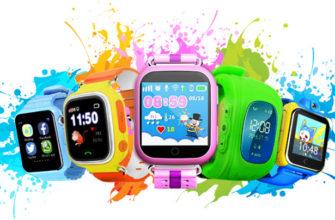 Smart Baby Watch X10 Детские часы