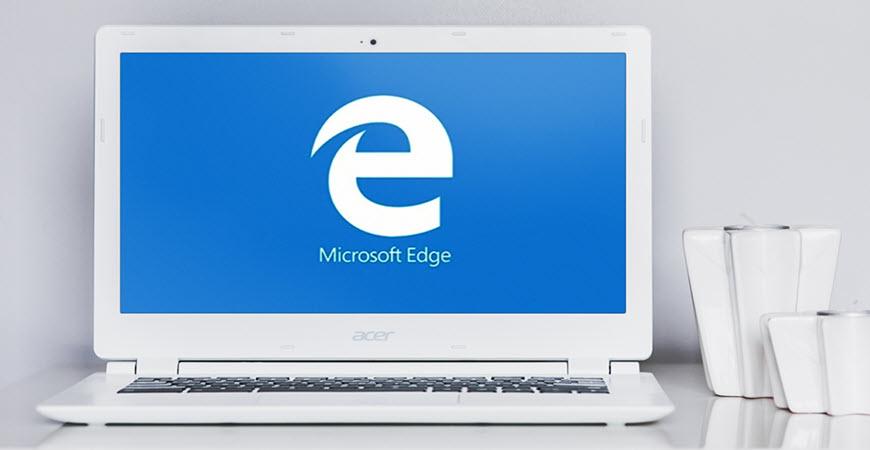 Microsoft Edge на основе Хрома Edge